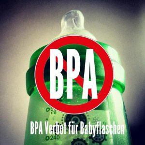 Babyflasche BPA-frei