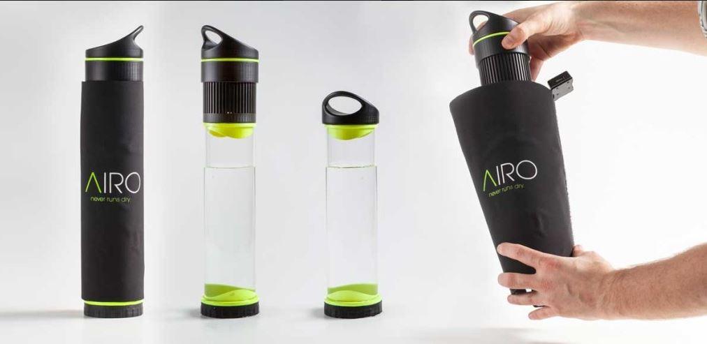 Trinkflasche Fontus Airo