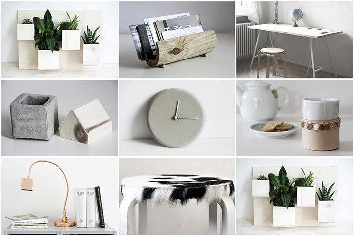 DIY schere leim papier