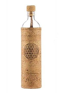 Trinkflasche Glas Flaska
