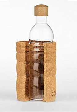 Trinkflasche Glas Lagoena