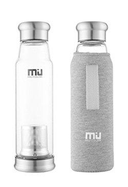Die 10 Besten Glas Trinkflaschen Für Unterwegs Trinkflaschen
