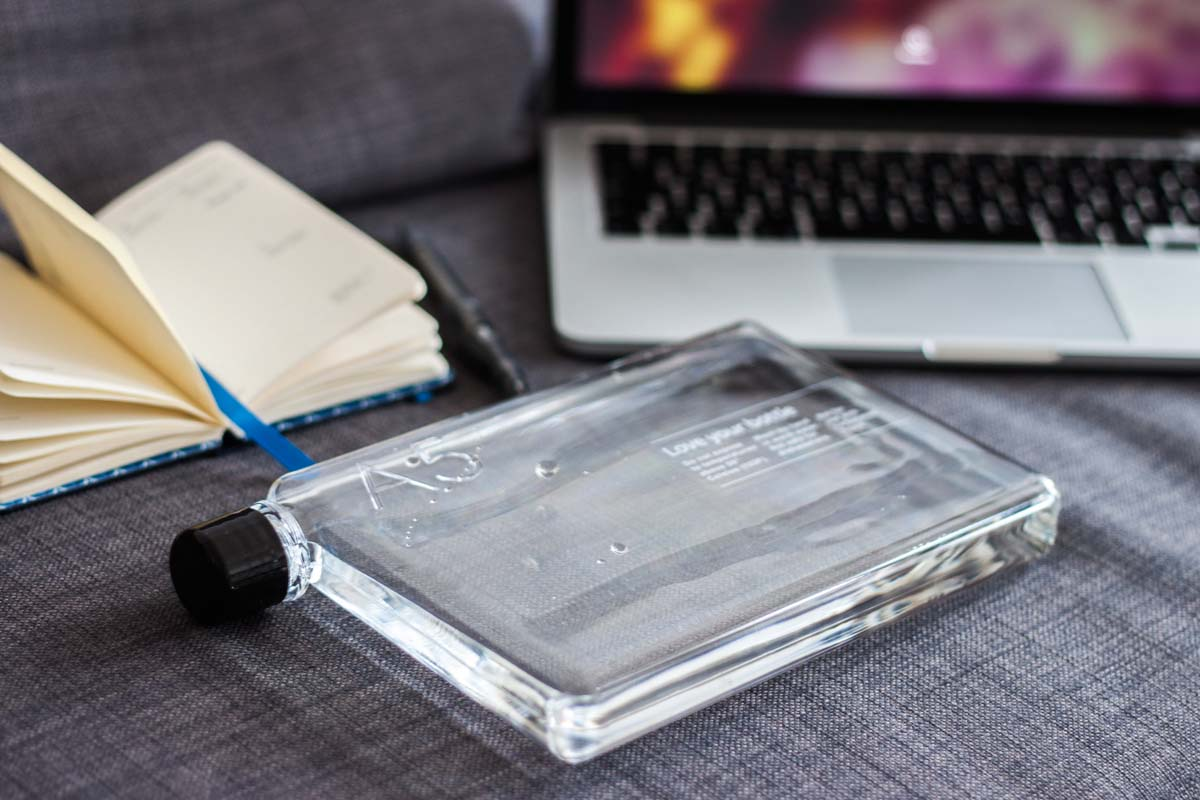 Memobottle A5 macbook