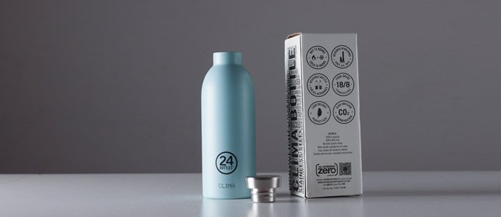 24 Bottles Clima Lieferumfang