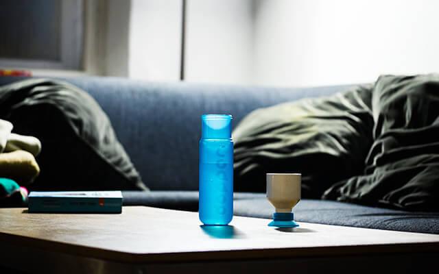 dopper trinkflasche praxistest testbericht vom. Black Bedroom Furniture Sets. Home Design Ideas