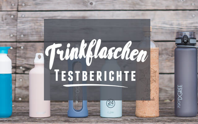 Feature Trinkflaschen Review Test