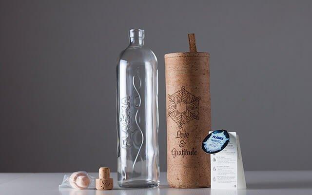 Flaska Lieferumfang