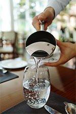 Wasser Trinken Glas