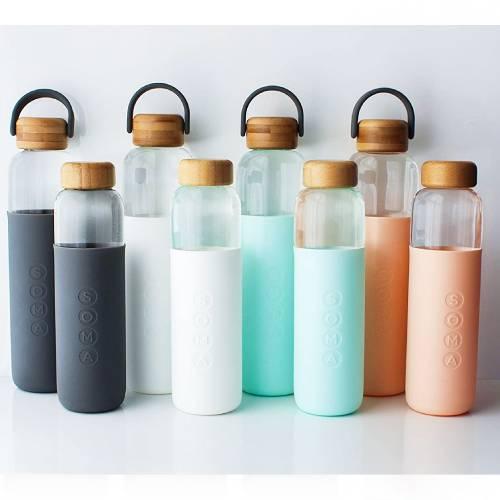 Soma Glasflasche