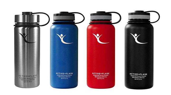 Bemaxx-Active-Flask-Sporttrinkflasche
