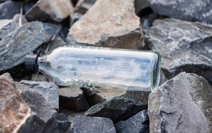 Emil Trinkflasche Natur