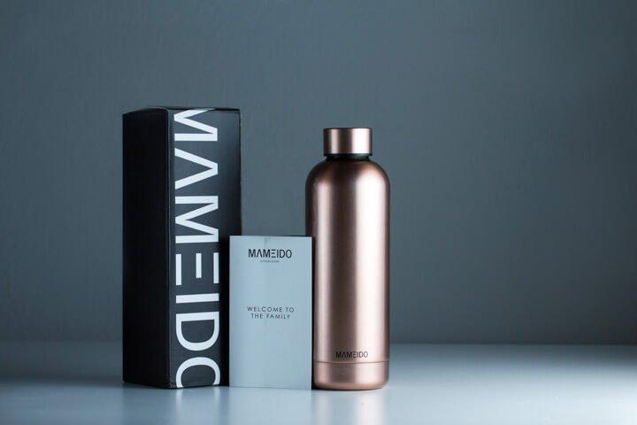 MAMEIDO Trinkflasche Lieferumfang