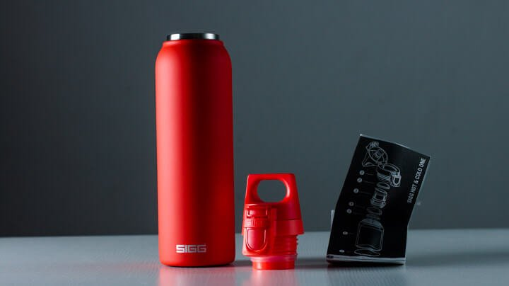 sigg hot and cold Lieferumfang
